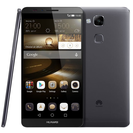 Huawei Ascend Mate7, Black - SK distrib�cia