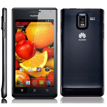 Huawei Ascend P1, Android OS, Black/Carbon