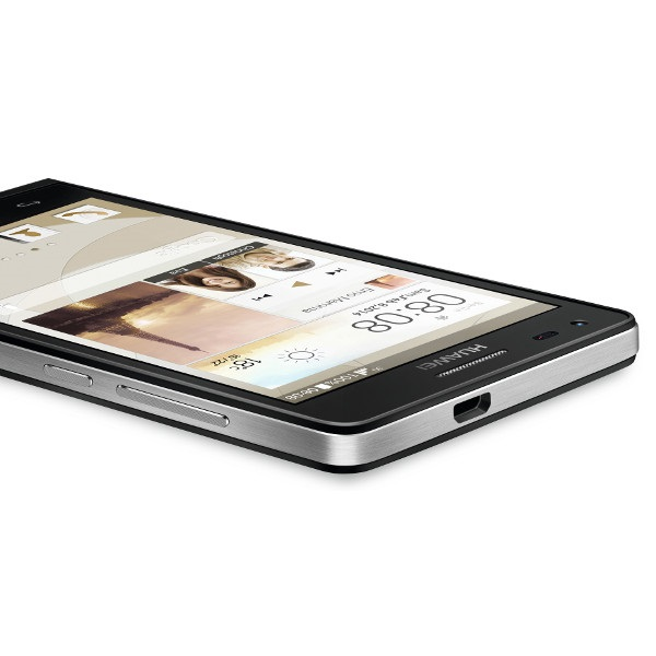Huawei Ascend P7 mini, Black Silver + Sygic GPS navig�cia na do�ivotie