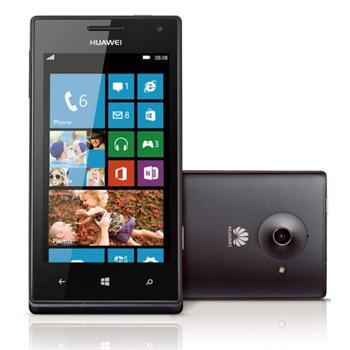 Huawei Ascend W1, Windows Phone 8, Black
