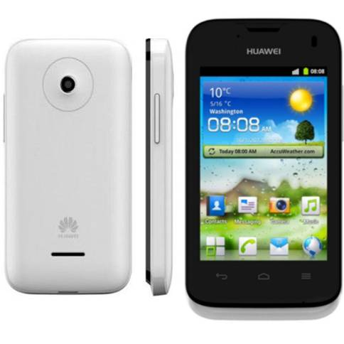 Huawei Ascend Y210, Android OS, White - SK distrib�cia