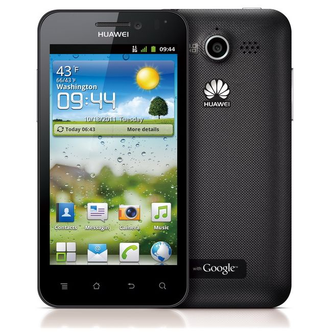 Huawei Honor - U8860, Android OS, Black