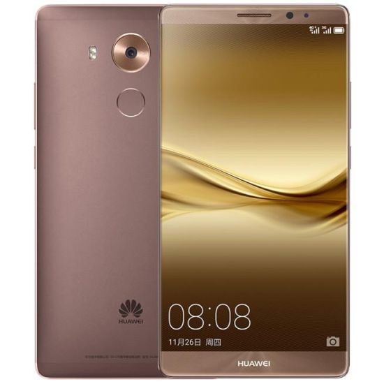 Huawei Mate 8, Brown - SK distrib�cia