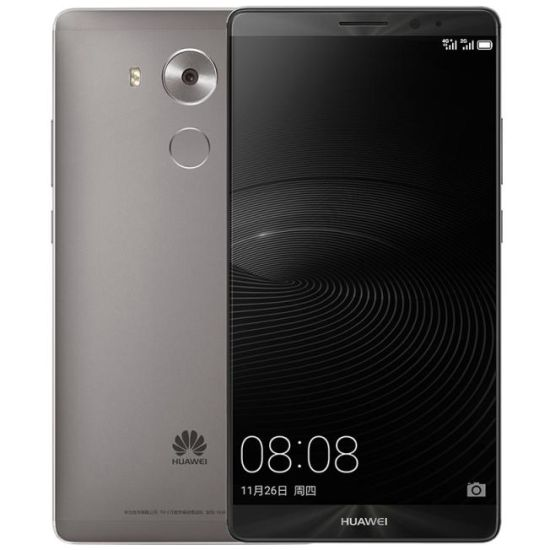 Huawei Mate 8, Dual SIM, Space Grey - SK distrib�cia