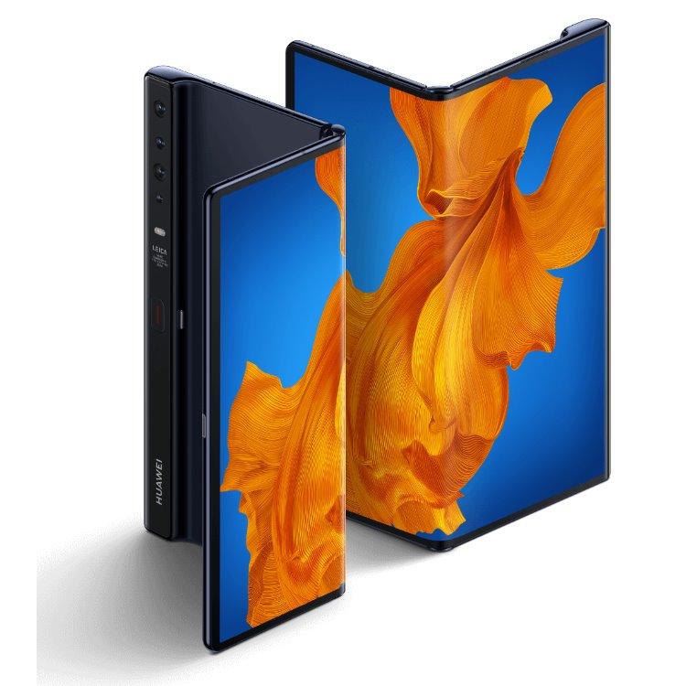 Huawei Mate Xs Dual Sim , blue