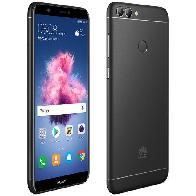 Huawei P Smart, Dual SIM | Black - nový tovar, neotvorené balenie