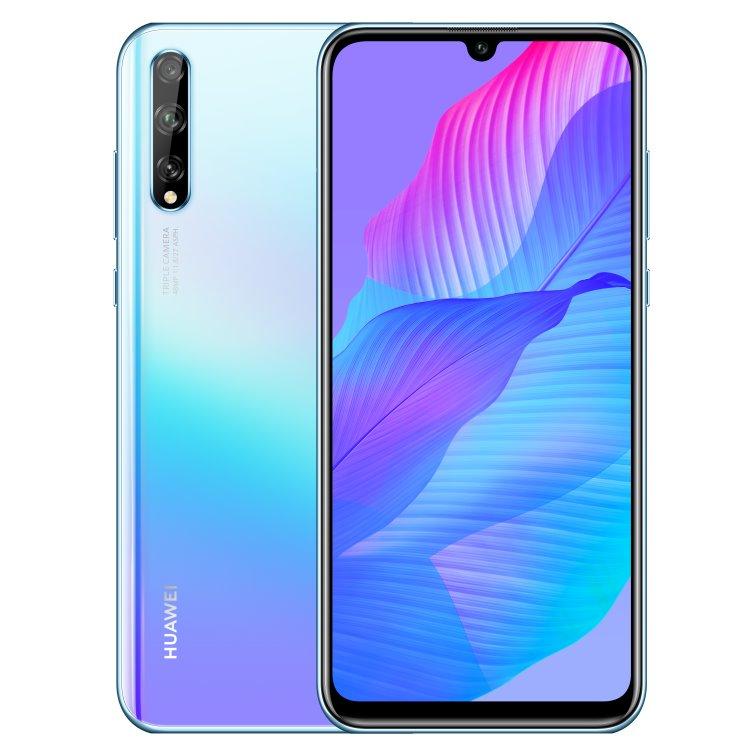 Huawei P Smart S, 4/128GB, Dual SIM, Breathing Crystal - SK distribúcia