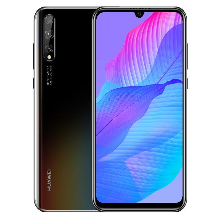 Huawei P Smart S, 4/128GB, Dual SIM, Midnight Black - SK distribúcia