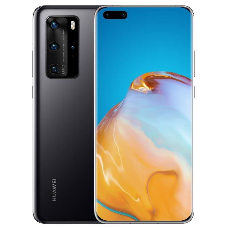 Huawei P40 Pro 5G, 8/256GB, Dual SIM, Black - SK distribúcia