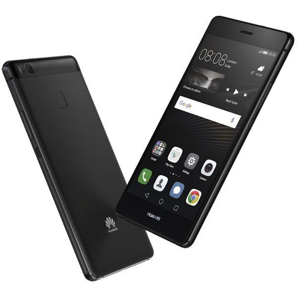 Huawei P9 Lite, 16GB | Black, Trieda C - použité, záruka 12 mesiacov