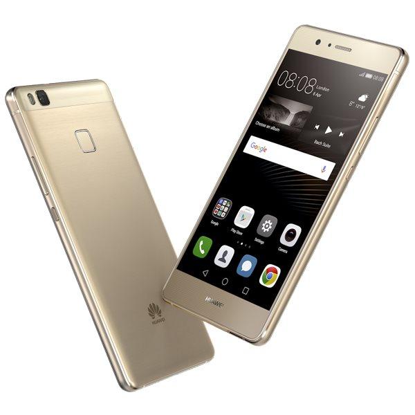 Huawei P9 Lite, Dual SIM, Gold - SK distribúcia