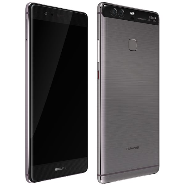 Huawei P9 Plus, Quartz Grey - SK distrib�cia