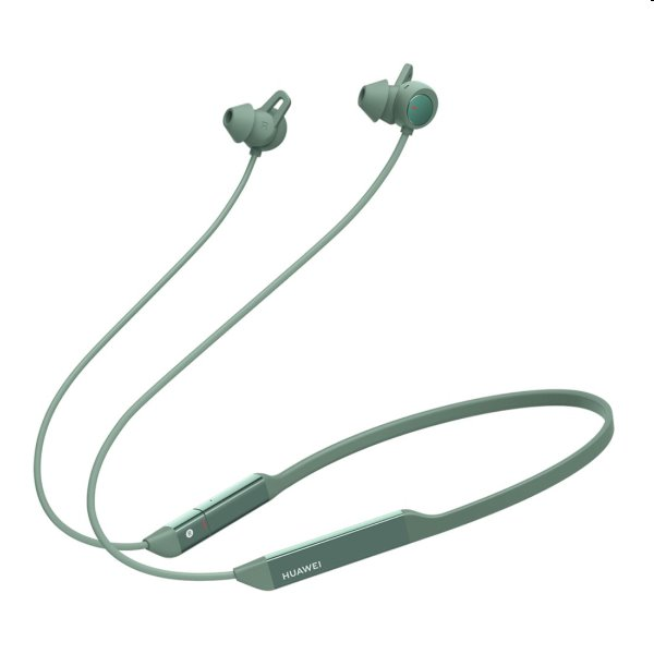 Huawei stereo bluetooth headset FreeLace Pro, green