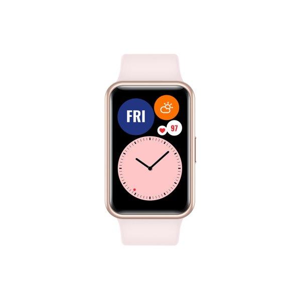 Huawei Watch Fit | Sakura Pink - nový tovar, neotvorené balenie