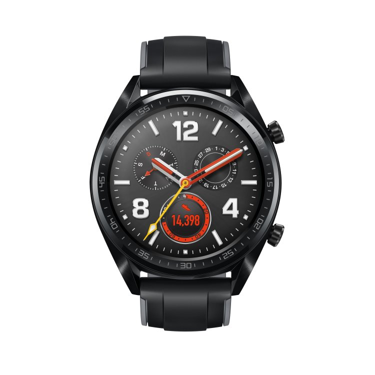 Huawei Watch GT Sport, Black