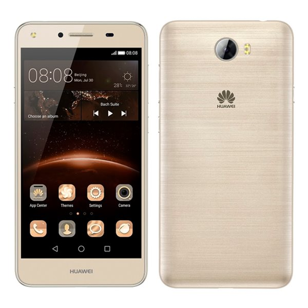 Huawei Y3II, 8GB | Gold, Trieda B - použité, záruka 12 mesiacov