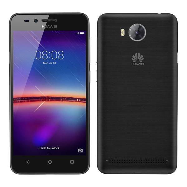 Huawei Y3II, Dual SIM, Black - SK distribúcia