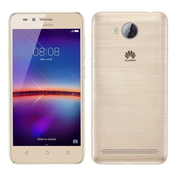 Huawei Y3II, Dual SIM, Gold - SK distribúcia