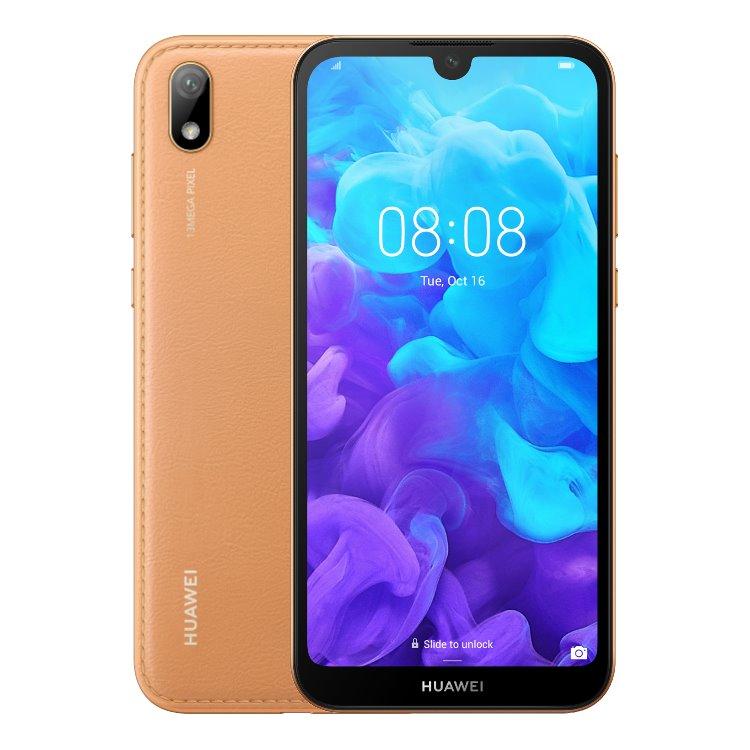 Huawei Y5 2019, Dual SIM, Amber Brown - SK distribúcia
