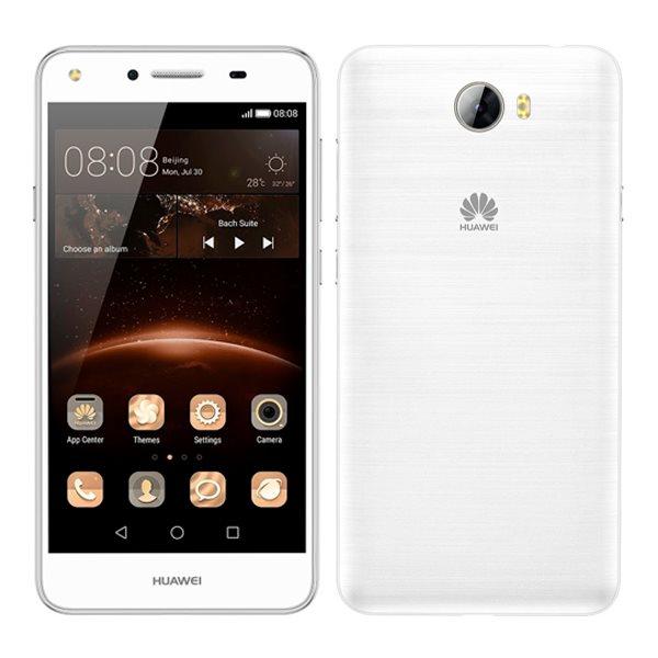 Huawei Y5II, Dual SIM, White - SK distribúcia