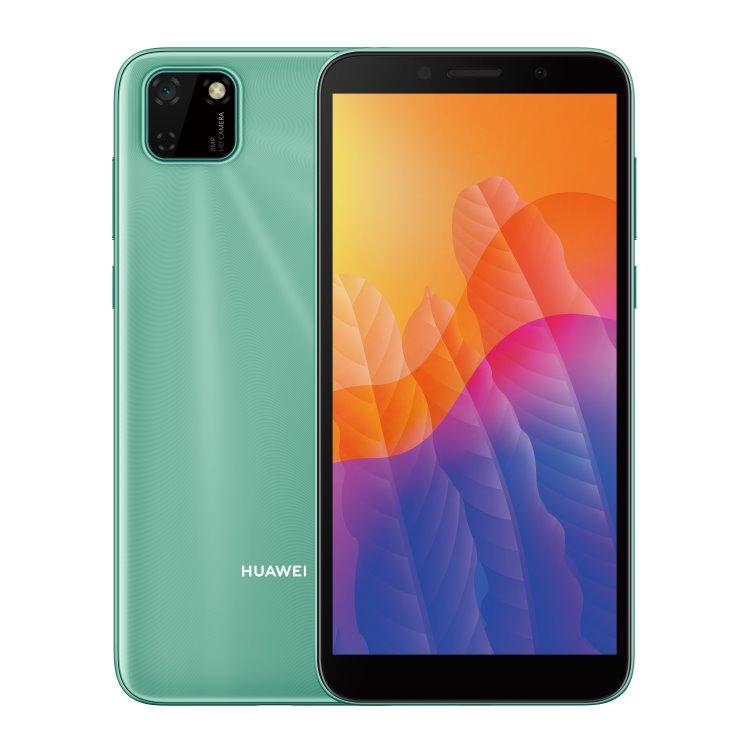 Huawei Y5p, Dual SIM, Mint Green - SK distribúcia