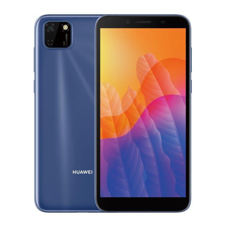 Huawei Y5p, Dual SIM, Phantom Blue - SK distribúcia