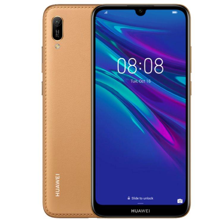 Huawei Y6 2019, Dual SIM, Amber Brown - SK distribúcia