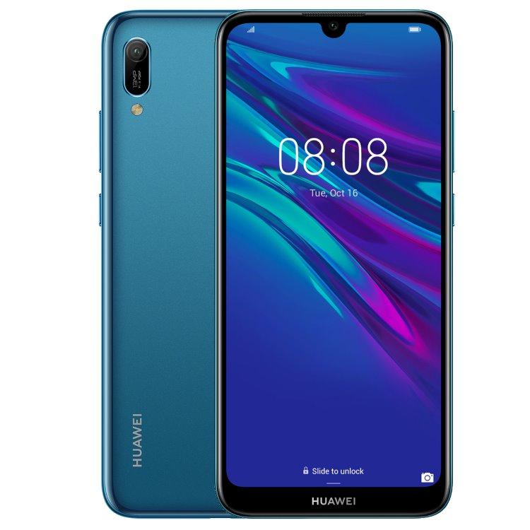 Huawei Y6 2019, Dual SIM, Sapphire Blue - SK distribúcia
