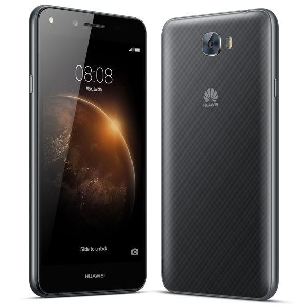 Huawei Y6II Compact, Dual SIM, Black - SK distribúcia
