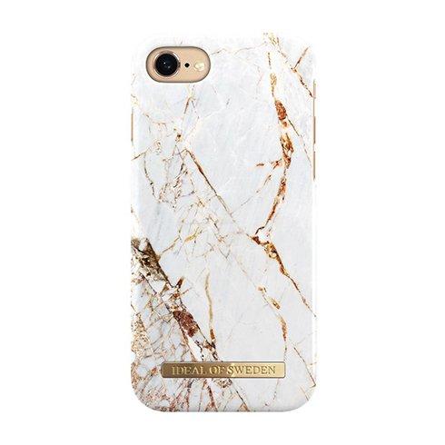 iDeal Fashion Case iPhone 8/7/6/6S/SE Carrara Gold IDFCA16-I7-46