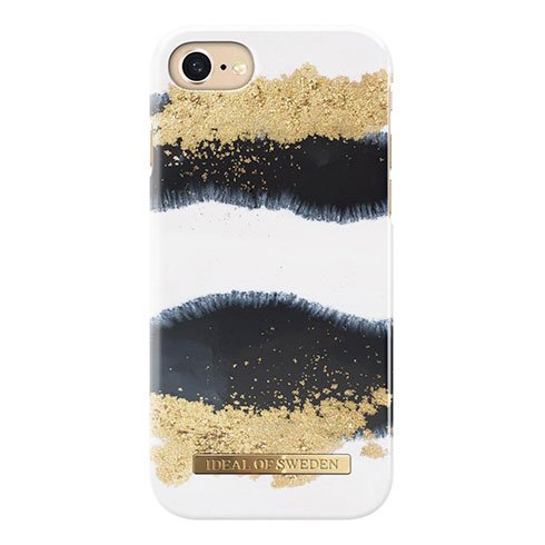 iDeal Fashion Case iPhone 8/7/6/6s/SE Gleaming Licorice IDFCSS19-I7-122