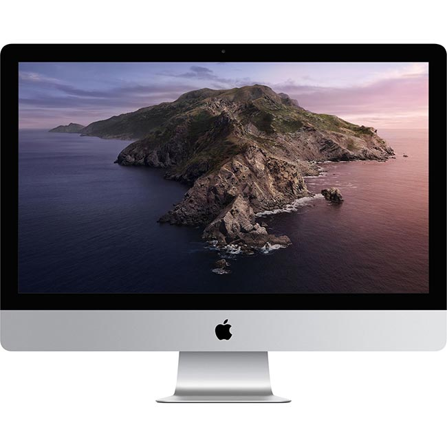 """iMac 27"""" 5K i5 3.7GHz 6-core 8GB 2TBF Radeon Pro 580X 8GB SK"""