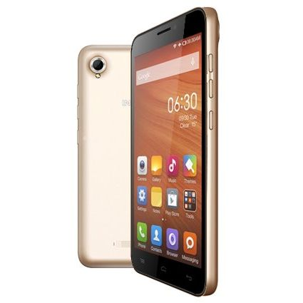 Intex Aqua Dream, Dual SIM, Champagne