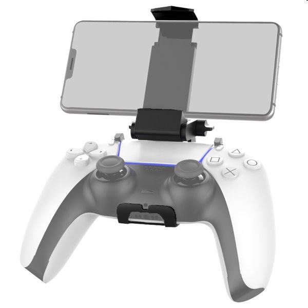 iPega P005 vysúvací držiak telefónu pre ovládač Playstation 5 DualSense
