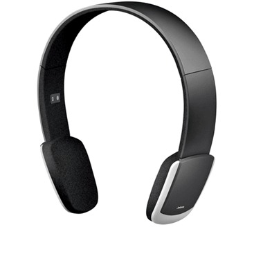 Jabra Halo 2 - Bluetooth Stereo Headset, Black