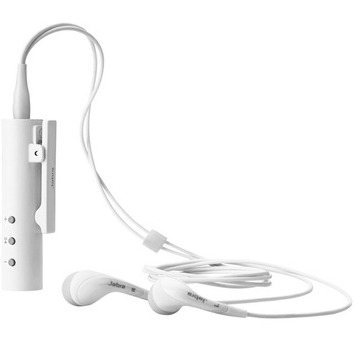 Jabra Play - Bluetooth Stereo Headset, White