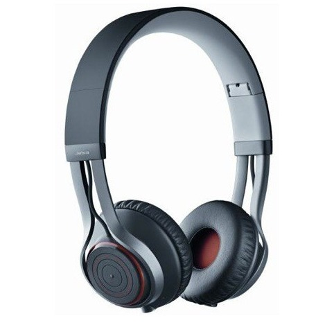 Jabra Revo Wirelles - Bluetooth Stereo Headset, Grey