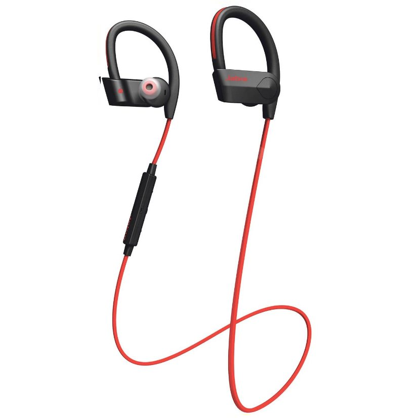 Jabra Sport Pace - Bluetooth Stereo Headset, Red
