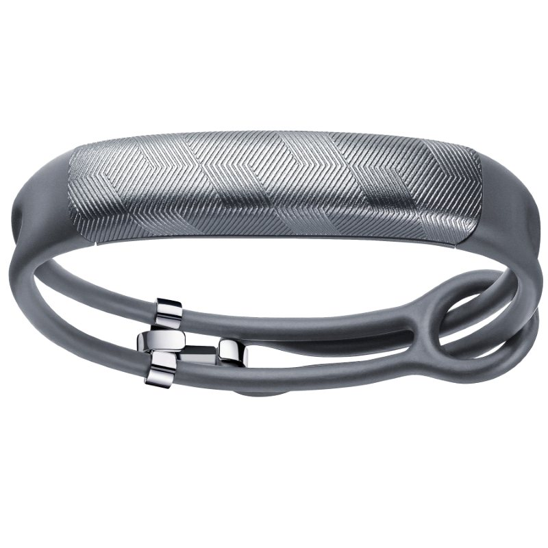 Jawbone UP2, Gunmental Hex Rope (JL03-6363CFI-EU1)