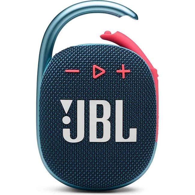 JBL Clip 4, Blue/coral JBLCLIP4BLUP