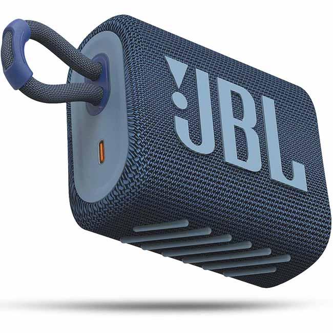 JBL GO 3, Blue