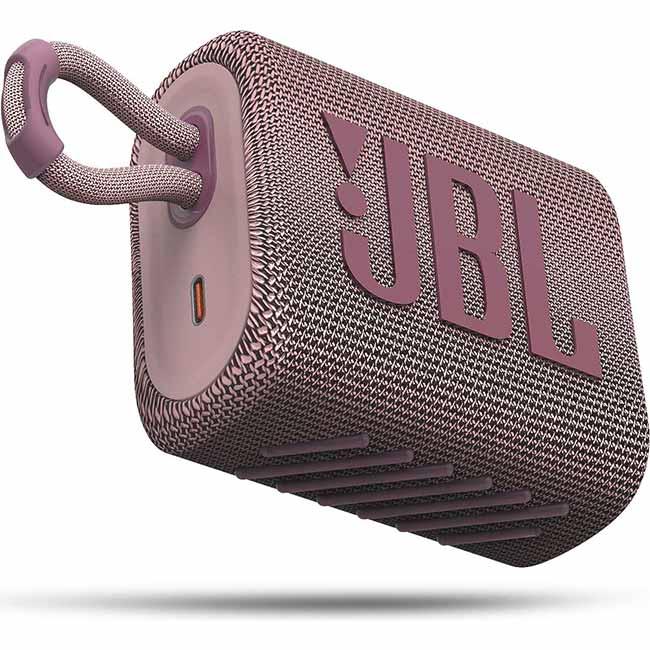 JBL GO 3, Pink JBL GO3PINK