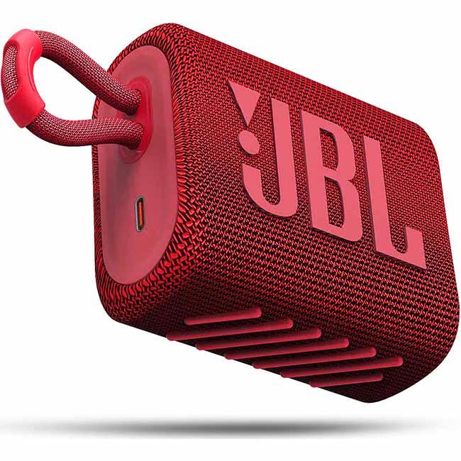 JBL GO 3, Red JBL GO3RED