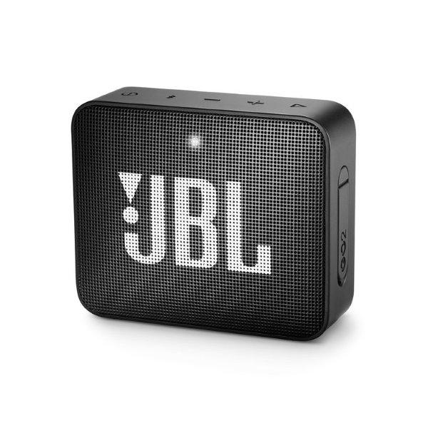 JBL Go 2, black