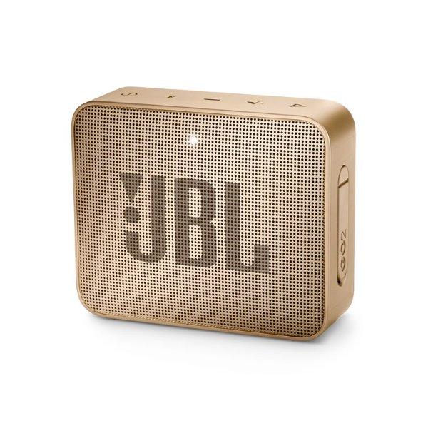 JBL Go 2, champagne