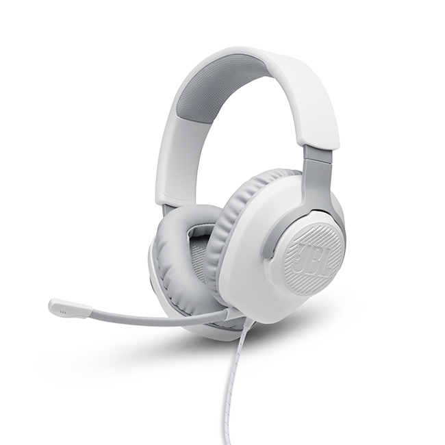 JBL Quantum 100, white