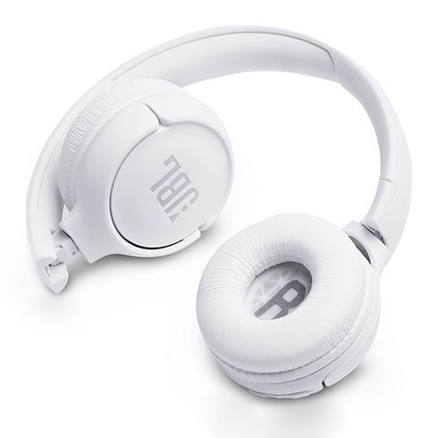 JBL Tune 500BT, white