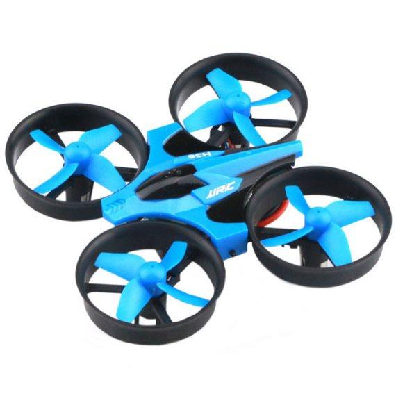 JJRC H36 Drone - kvadrikoptéra, Blue