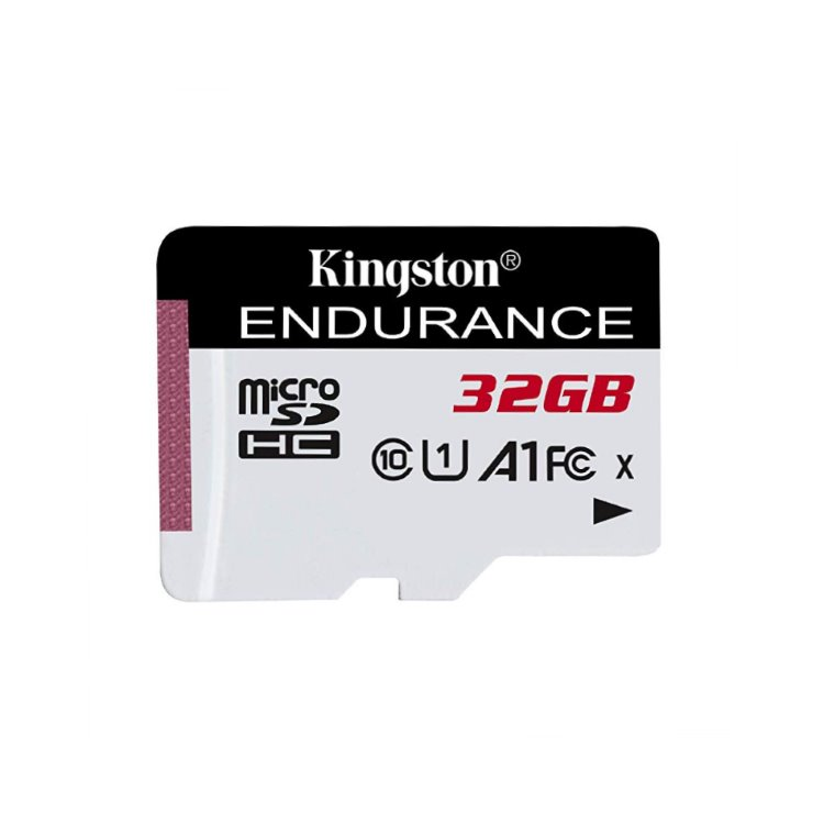 Kingston High Endurance Micro SDHC 32GB, UHS-I U1, Class 10 - rýchlosť 95 MB/s (SDCE/32GB)