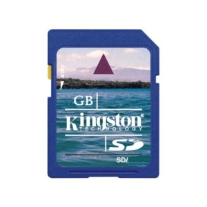 Kingston Secure Digital SDHC 32GB | r�chlos� 4MB/s